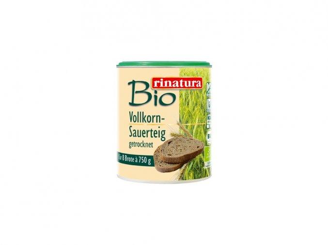 Bio Kvásek celozrnný žitný sušený 125g