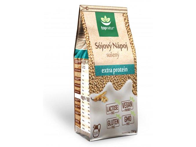 30024 Sojový nápoj extra protein 350 g