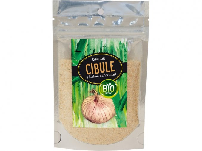 50862 bio cibulovy granulat 40g