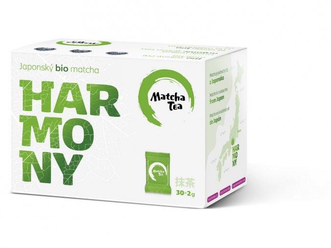 51465 2 bio matcha tea harmony 30 x 2g