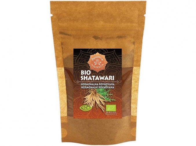 51738 bio ajurveda bylinny prasek shatawari 60g hormonalni rovnovaha