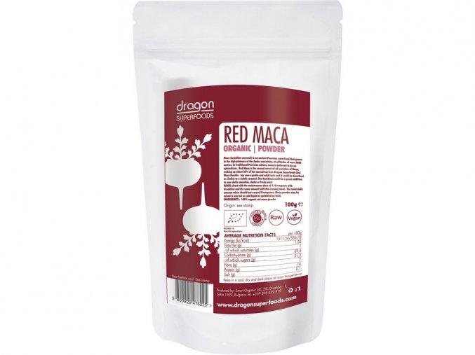 51978 bio prasek maca cervena raw 100g