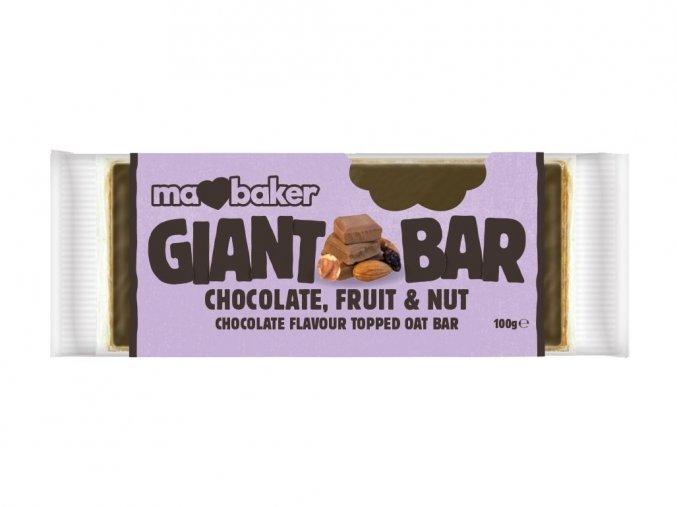52251 1 tycinka obri smoothie bel cokolada ovoce orechy 100g