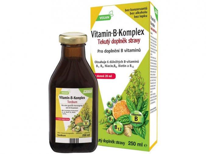 52260 salus vitamin b komplex 250ml