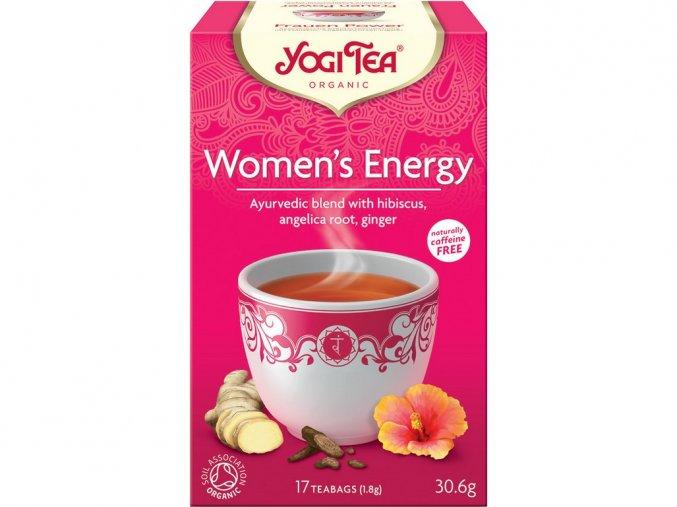 54432 bio energie zeny yogi tea 17 x 1 8 g