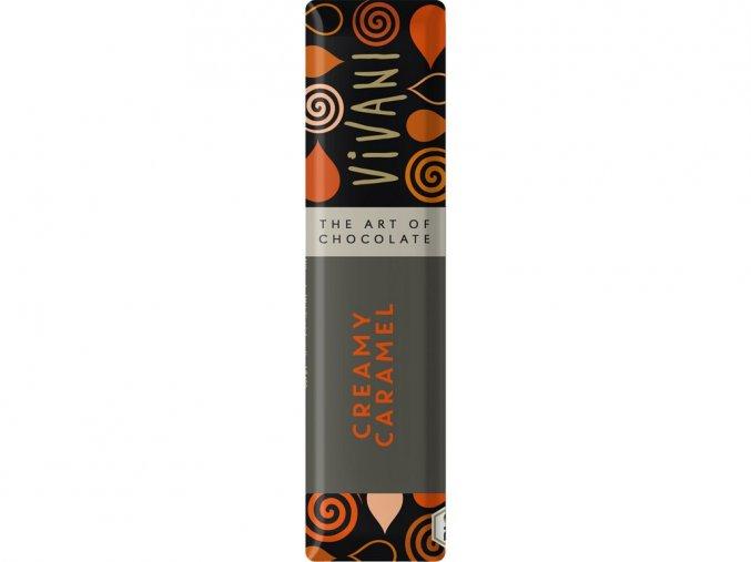 54456 bio tycinka mlecna coko karamel vivani 40 g