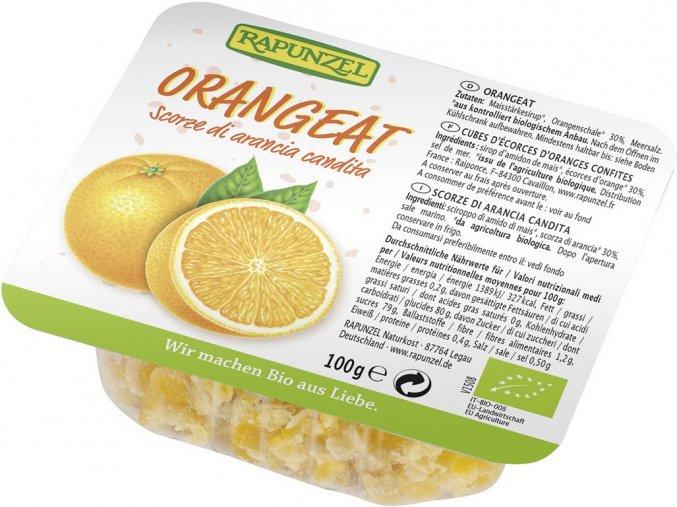 54510 bio kandovana pomerancova kura rapunzel 100g