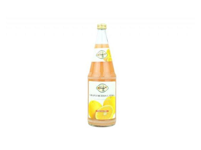 Stará dáma - Grapefruitová šťáva 1l