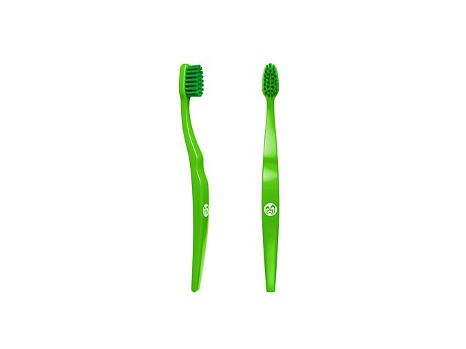 Child toothbrush green 1000x1000px