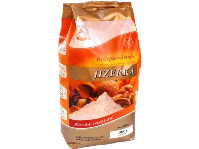 jizerka bezlepkova smes zlata 1kg