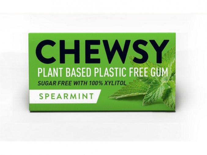 Žvýkačky Chewsy Spearmint 15g