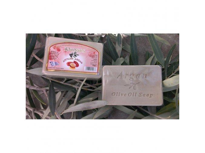 olivove recke mydlo s arganem