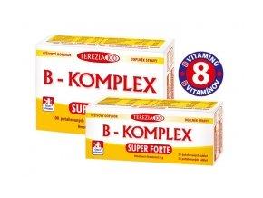 TEREZIA B-KOMPLEX SUPER FORTE 100tbl