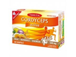 TEREZIA CORDYCEPS ACTIVE 60cps