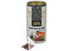 27 tubus 3D fruit berry mix