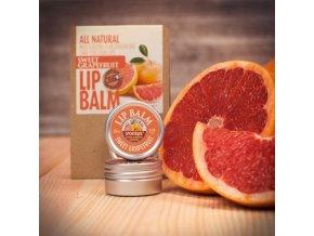 BALZÁM NA RTY SPORTIQUE - Sladký grapefruit 20ml
