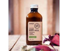 body milk okurka grande