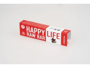 HAPPYLIFE RAW BAR - TYČINKA RYBÍZOVÁ BIO - 42g