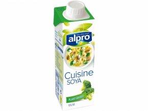 Sójová alternativa smetany - ALPRO, 250ml