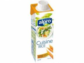 Rýžová alternativa smetany - ALPRO, 250ml