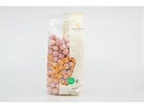 Křupky kukuřičné jogurt - lesní ovoce - Natural 140g