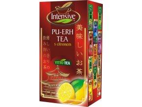 14 intensive pu erh tea