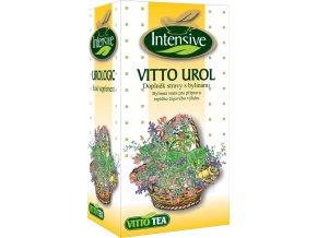 31 INTENSIVE VITTO UROL, Urologický bylinný čaj porcovaný