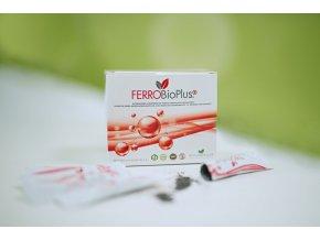 ferro bio plus doplněk stravy