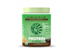 protein classic sunwarrior čokoláda 375g