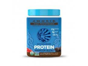 protein blend bio čokoláda 375g