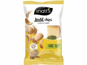 snatt´s chipsy sýr a bylinky