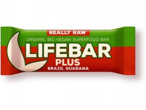 Lifebar plus brazil a guarana BIO 47 g