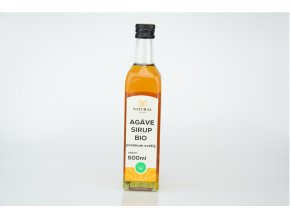 AGÁVOVÝ SIRUP BIO RAW 500ml VIA NATURAE