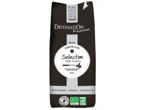 BIO Káva pražená mletá Selection N°1 DESTINATION 250 g