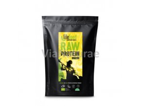 Lifefood raw vanilkový protein s mladým ječmenem a macou BIO 1000g