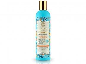 Rakytníkový šampón pro normální a suché vlasy 400ml
