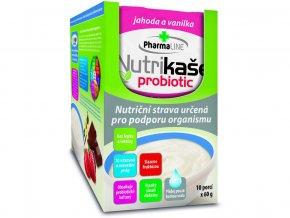 45048 nutrikase probiotic s jahodami a vanilkou 60g