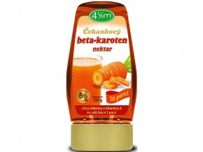 Čekankový beta-karoten nektar 350g, min.trv. 5/2019