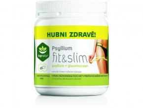 45447 psyllium fit and slim 180 kapsli