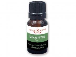 Esenciální olej 100% - Eukalyptus 10ml