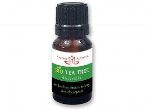 Bio esenciální olej 100% - Tea tree 10ml