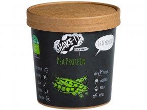 Bio hrachový protein raw 150g