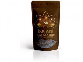 Bio čokoládové bonbóny lucuma, vanilla 61% cacao 200g