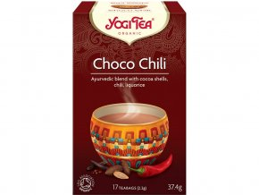 Bio Choco chili Yogi Tea 17 x 2,2 g