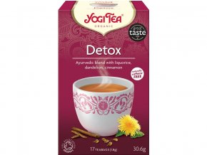 46551 bio detox yogi tea 17 x 1 8 g