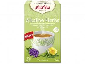 Bio zásadité bylinky Yogi Tea 17 x 2,1 g