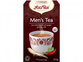 Bio Pro muže Yogi Tea 17 x 1,8 g