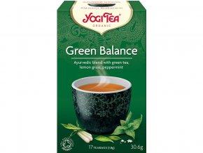 46587 bio zelena rovnovaha yogi tea 17 x 1 8 g