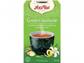 46593 bio zeleny jasmin yogi tea 17 x 1 8 g