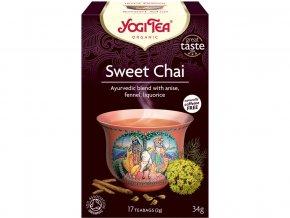 46602 bio sladky chai yogi tea 17 x 2 g